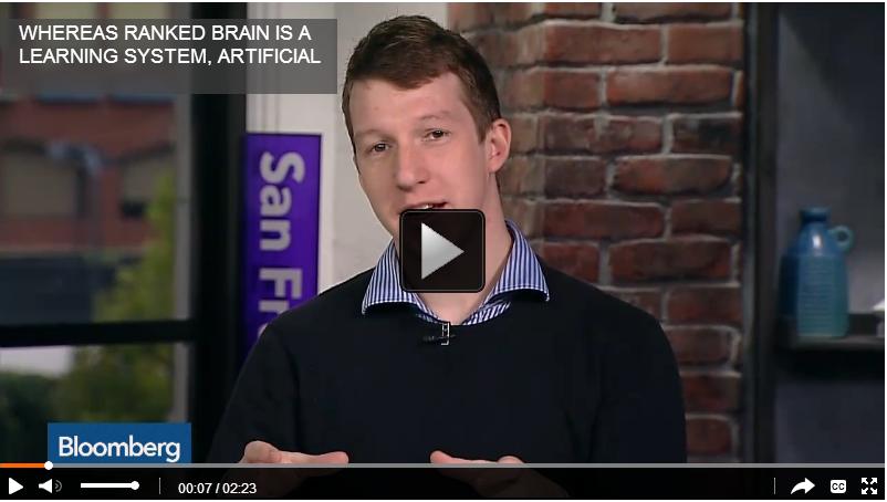 SEOで3番目に重要な「ランクブレイン(Rank Brain)」は人工知能?